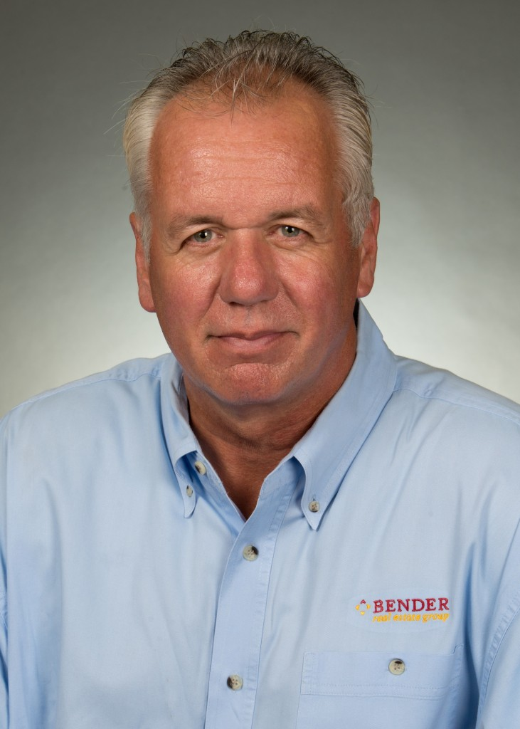 A picture of Glenn Leight Service Manager Bender Commercial Real Estate