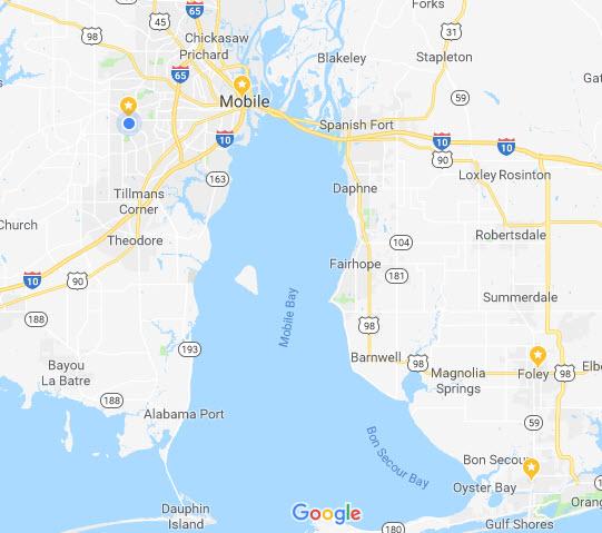 Saraland Houses: Bender Commercial Real Estate Mobile Alabama